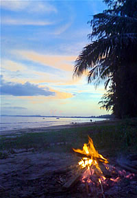 Bangsaphan beach